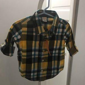 Gymboree Baby Boy Button Down Shirt
